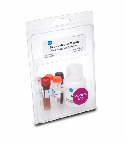 Biotin Detection Module for Wes, Peggy Sue or Sally Sue